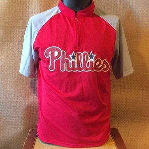 Other - Phillies baseball sponsored promo sports jersey